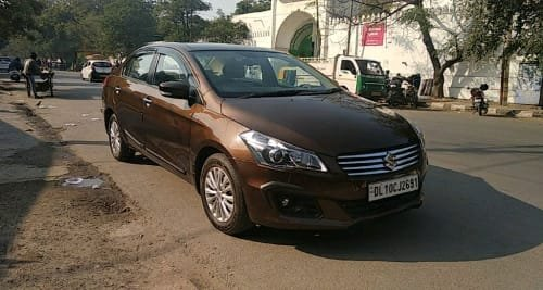 2017 Maruti Suzuki Ciaz Zeta 1.3 Diesel MT for sale in New Delhi