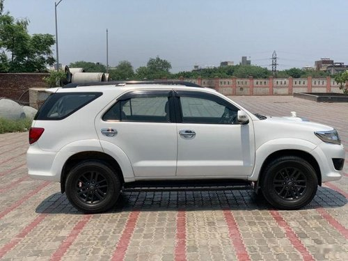 Toyota Fortuner 2.5 4x2 AT TRD Sportivo for sale-11