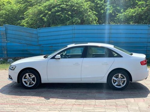 Audi A4 2.0 TDI Multitronic AT for sale-4