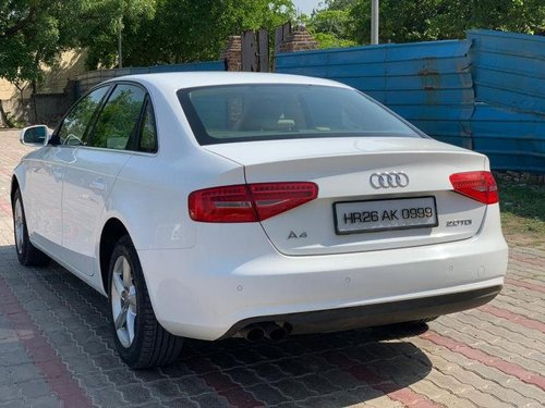 Audi A4 2.0 TDI Multitronic AT for sale-9