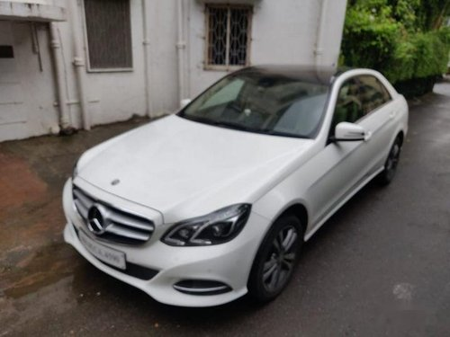 Used Mercedes Benz E Class E 200 AT 2014 for sale