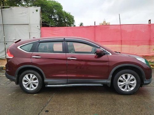 Honda CR V 2.4L 4WD AT 2015 for sale