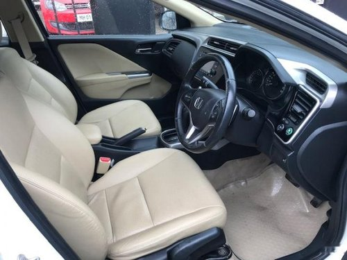 Used Honda City  i-VTEC CVT VX AT car at low price