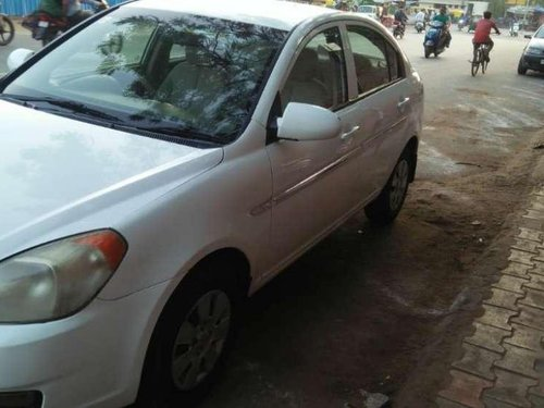 2010 Hyundai Verna CRDi MT for sale