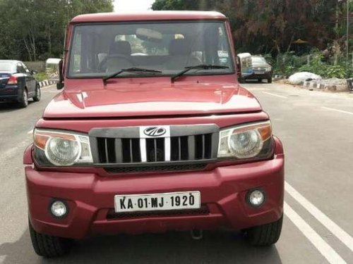 Mahindra Bolero ZLX BS IV, 2012, Diesel MT for sale