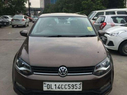 2016 Volkswagen Polo MT for sale at low price