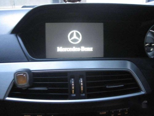 Used 2012 Mercedes Benz C-Class AT for sale-0