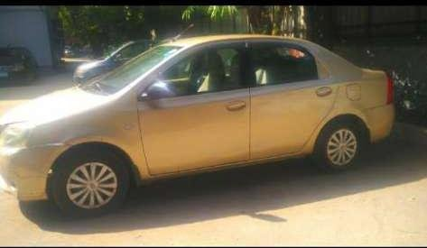 Toyota Etios G 2011 MT for sale