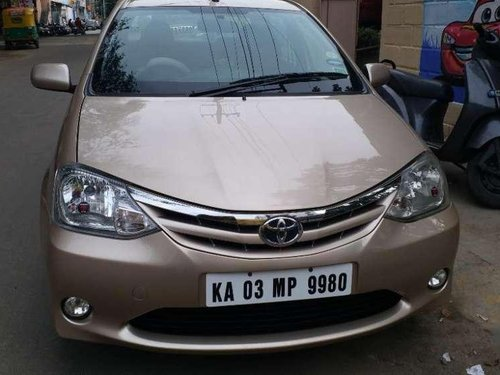 Used 2012 Toyota Etios V MT for sale at low price