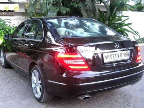Used 2012 Mercedes Benz C-Class AT for sale-7