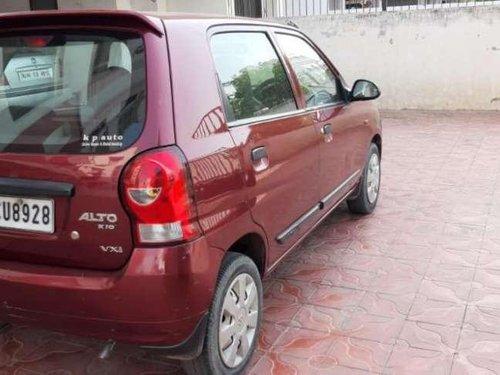 Maruti Suzuki Alto K10 VXI 2014 MT for sale