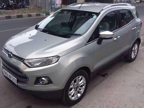 Ford Ecosport, 2015, Petrol MT for sale -3