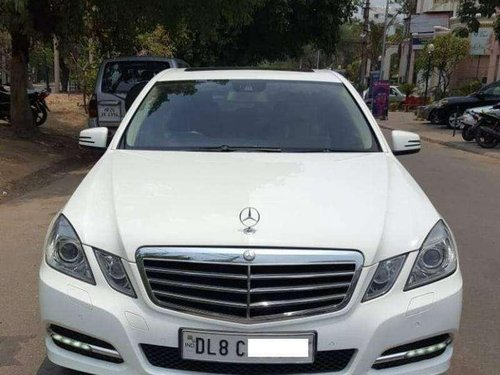 Mercedes Benz E Class 2013 AT for sale
