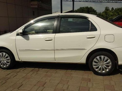 2017 Toyota Etios V MT for sale
