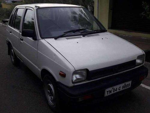 Maruti Suzuki 800 AC BS-III, 1996, Petrol MT for sale