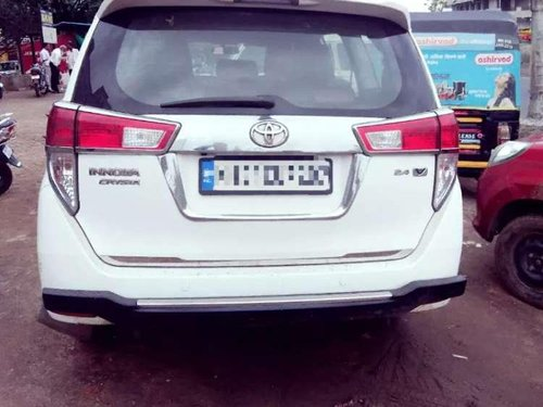2016 Toyota Innova Crysta MT for sale at low price