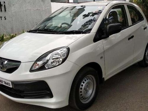 Used Honda Brio S MT 2013 for sale -10
