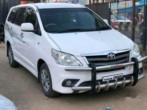 Toyota Innova 2.5 GX 8 STR, 2015, Diesel MT for sale