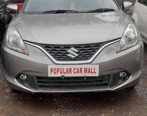 2017 Maruti Suzuki Baleno MT for sale