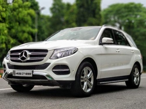 2015 Mercedes Benz GLE AT for sale