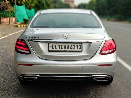 Mercedes-Benz E-Class E 220 d AT for sale