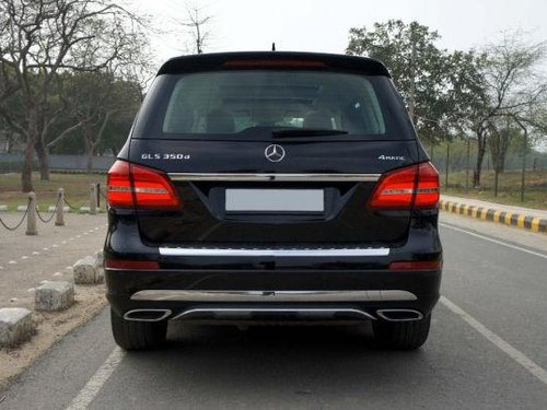 Used Mercedes Benz GLS AT car at low price