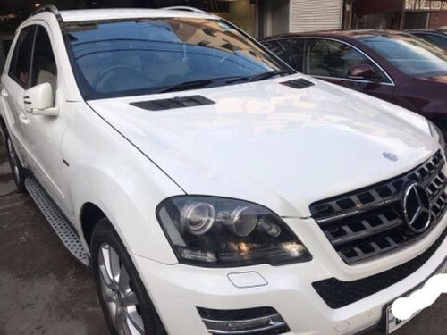 Used Mercedes Benz M Class  ML 350 4Matic AT car at low price