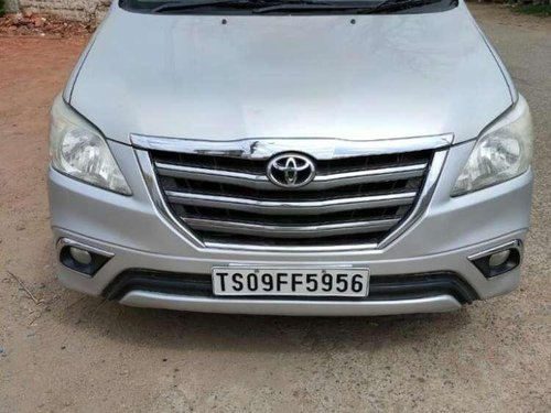 Used Toyota Innova 2.5 V 7 STR, 2014, Diesel MT for sale