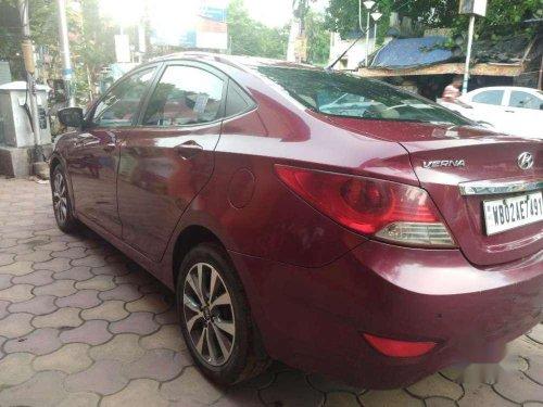 Hyundai Fluidic Verna 1.6 CRDi SX, 2014, Diesel MT for sale