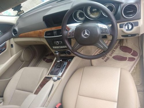 Mercedes Benz C-Class C 250 CDI Elegance AT 2012 for sale