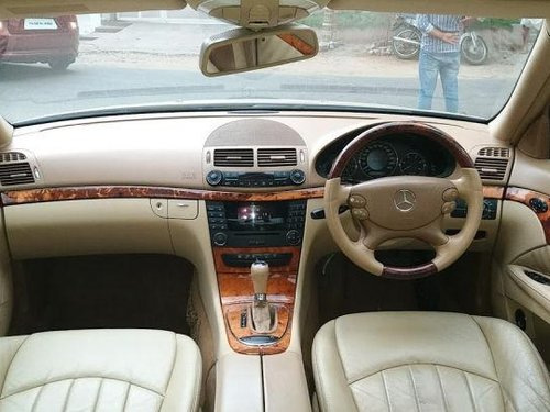 2007 Mercedes Benz E-Class  280 CDI AT 1993-2009 for sale