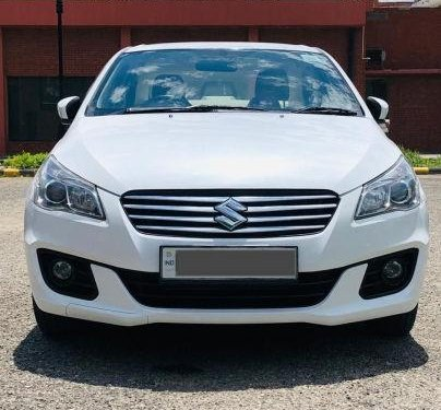 2017 Maruti Suzuki Ciaz  Delta MT for sale