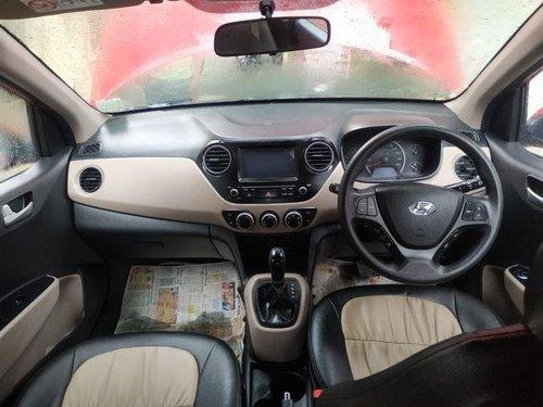 Used Hyundai Grand i10 1.2 Kappa Sportz Option AT 2017 for sale