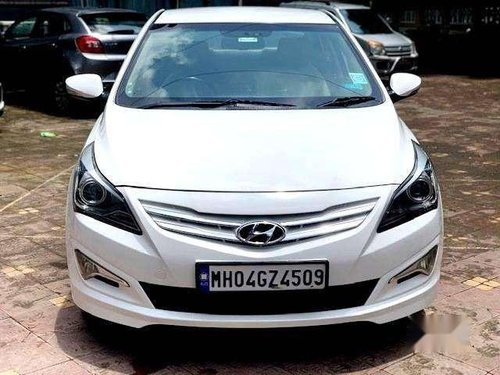 Used 2015 Verna 1.6 CRDi SX  for sale in Mumbai