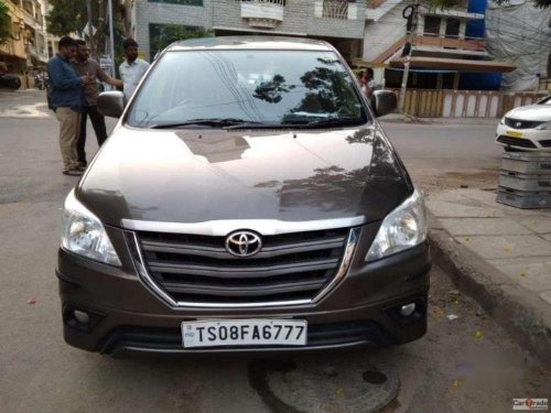Used 2016 Innova 2.5 GX 7 STR  for sale in Secunderabad