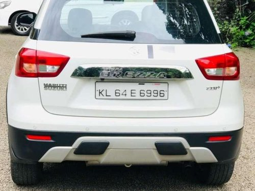Used 2017 Vitara Brezza ZDi  for sale in Kottayam