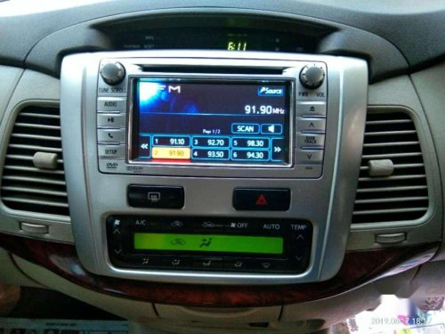 Used 2012 Innova  for sale in Chennai