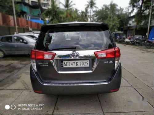 Used 2016 Innova Crysta  for sale in Mumbai