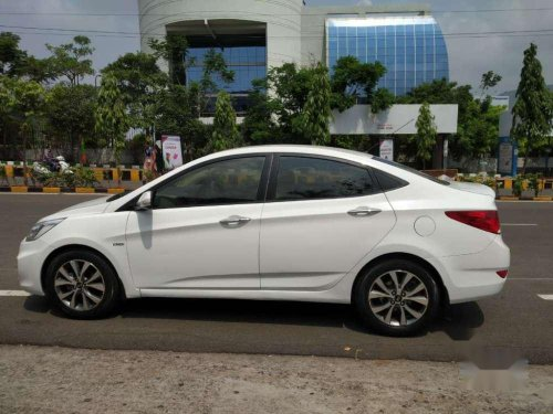 Used 2014 Verna 1.6 CRDi SX  for sale in Visakhapatnam-0