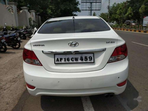 Used 2014 Verna 1.6 CRDi SX  for sale in Visakhapatnam-5