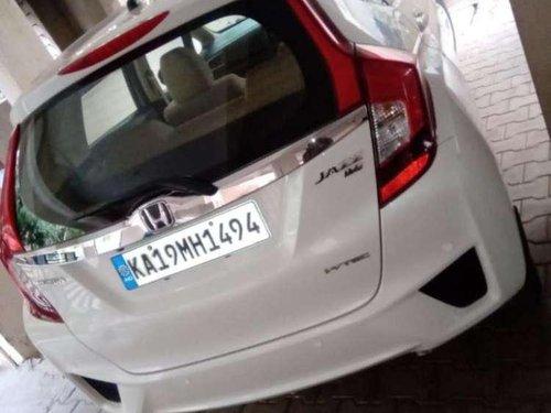 Used 2017 Jazz V  for sale in Nagar