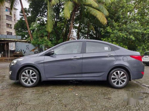 Used 2015 Verna 1.6 CRDi SX  for sale in Thane