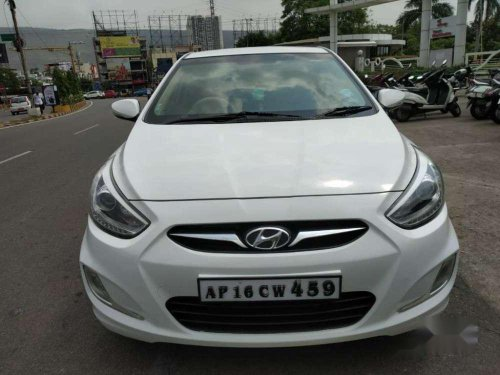 Used 2014 Verna 1.6 CRDi SX  for sale in Visakhapatnam-7