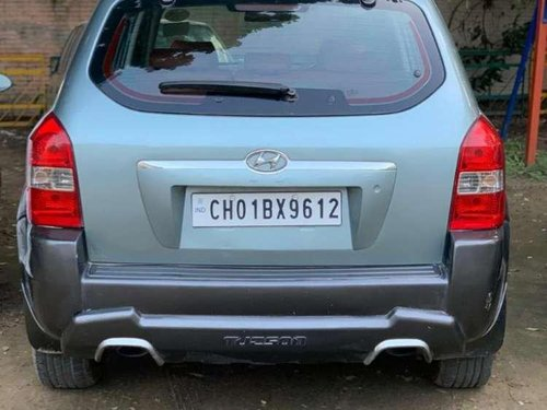 Used 2005 Tucson CRDi  for sale in Chandigarh