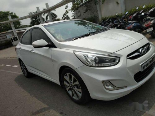 Used 2014 Verna 1.6 CRDi SX  for sale in Visakhapatnam-4