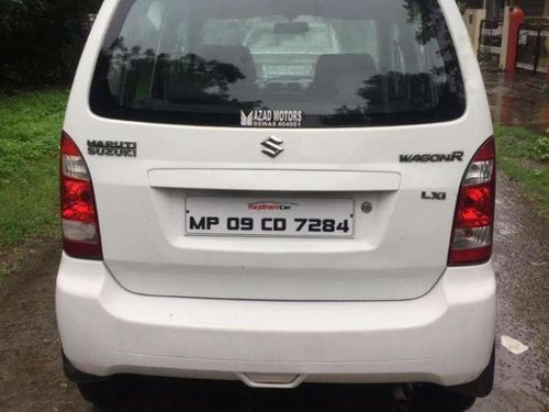 Used 2009 Wagon R LXI  for sale in Bhopal