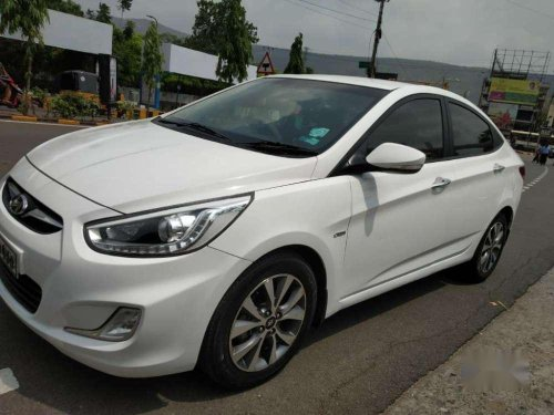 Used 2014 Verna 1.6 CRDi SX  for sale in Visakhapatnam-3