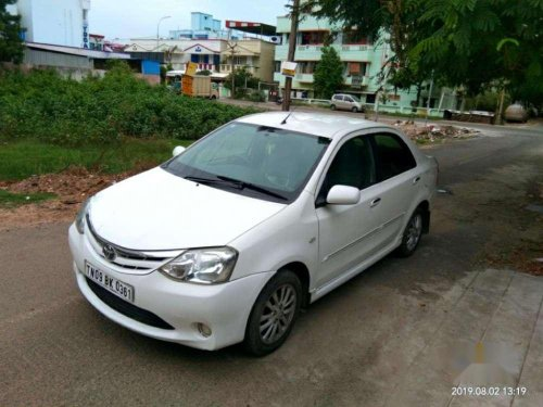 Used 2011 Etios VX  for sale in Chennai