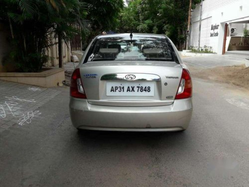 Used 2008 Verna CRDi SX  for sale in Hyderabad
