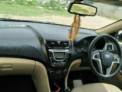 Used 2014 Verna 1.6 CRDi SX  for sale in Hyderabad